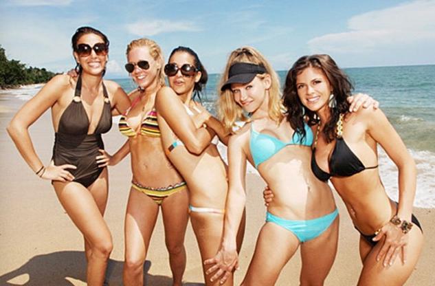 the mtv real world girls naked