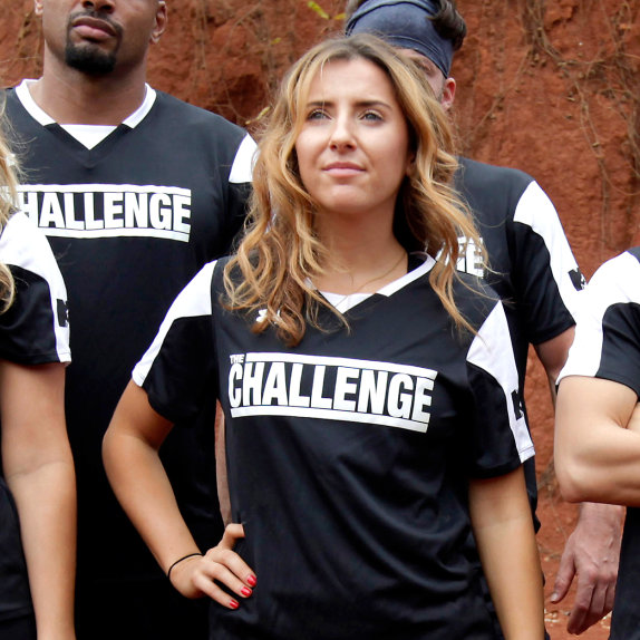 The Challenge Invasion Camila Nakagawa Vevmo